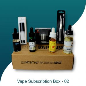 Vape Subscription Boxes