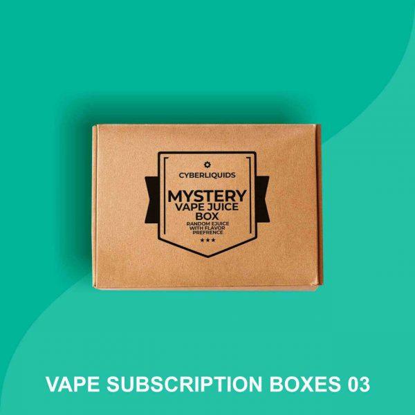 Custom Vape Subscription Boxes