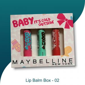 lip balm display box